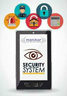 Alarm and Security System Monitoring